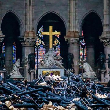 Disney donará 5 mdd para reconstruir Notre Dame