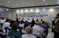 Empresarios adheridos a la Canaco en Tapachula llevan a cabo toma de protesta de directiva