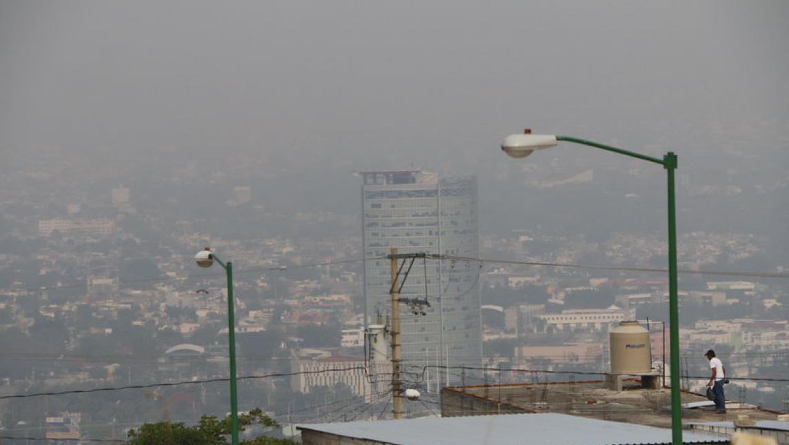 ¿Mala calidad del aire?