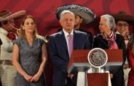 Felicita López Obrador a las madres de México