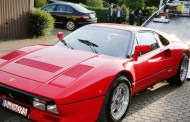 Un hombre pide probar un Ferrari y se da a la fuga