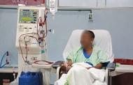 Denuncian derechohabientes del ISSSTE falta de atención a pacientes hemodializados.