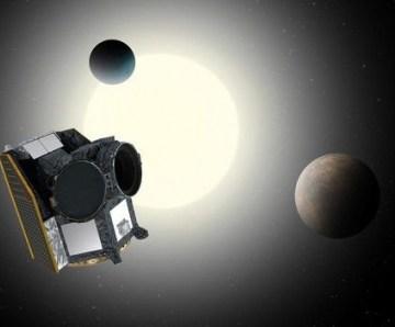 Identifican dos nuevos exoplanetas similares a Júpiter