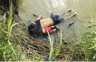 Quiénes son Óscar y Valeria, padre e hija de El Salvador que murieron en el río Bravo