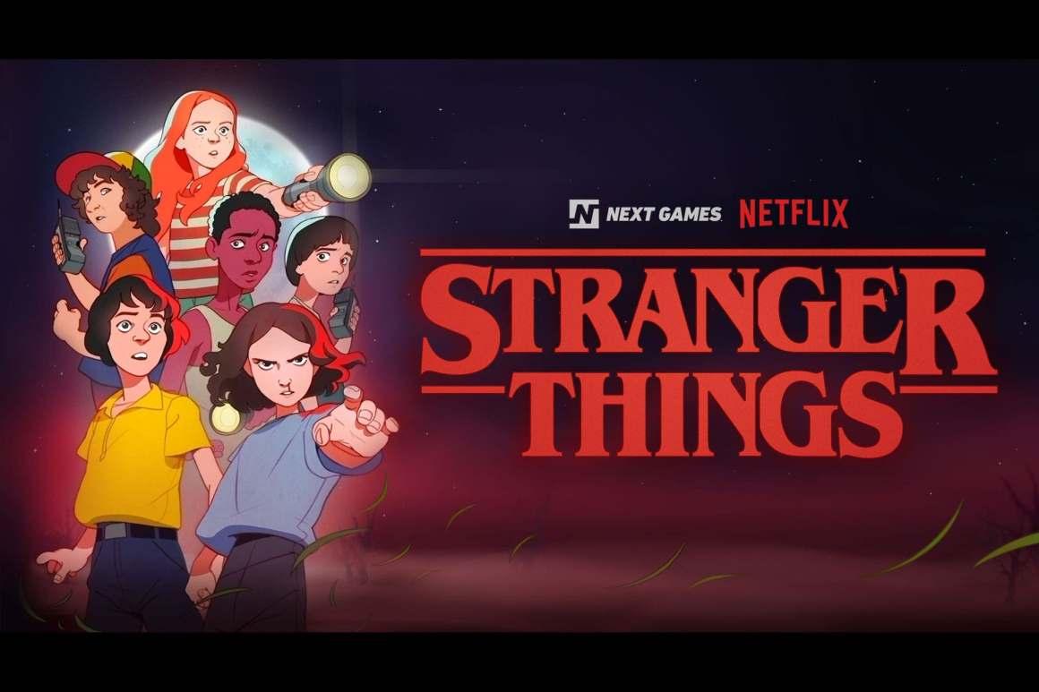 Netflix anunció el lanzamiento del videojuego oficial de Stranger Things