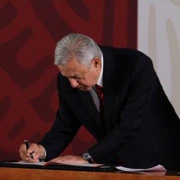«No me voy a aferrar» a la Presidencia, ratifica AMLO