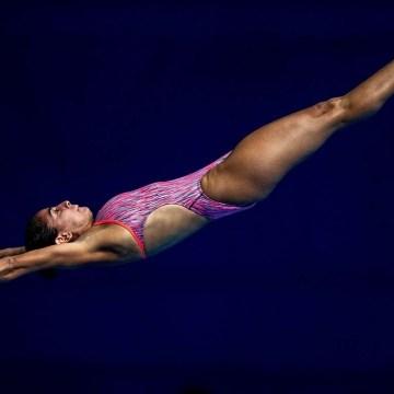 Paola Espinosa, la deportista  que más medallas de Juegos Panamericanos le ha dado a México
