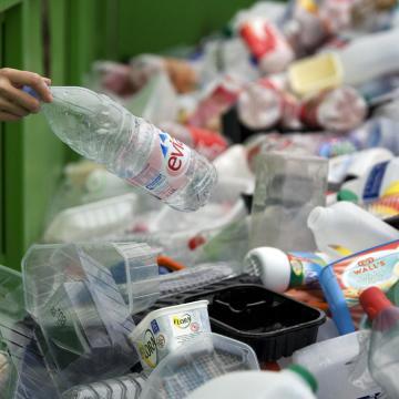 El reciclaje de basura, negocio redituable económicamente