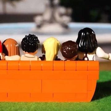 LEGO anuncia el lanzamiento de una colección inspirada en Friends