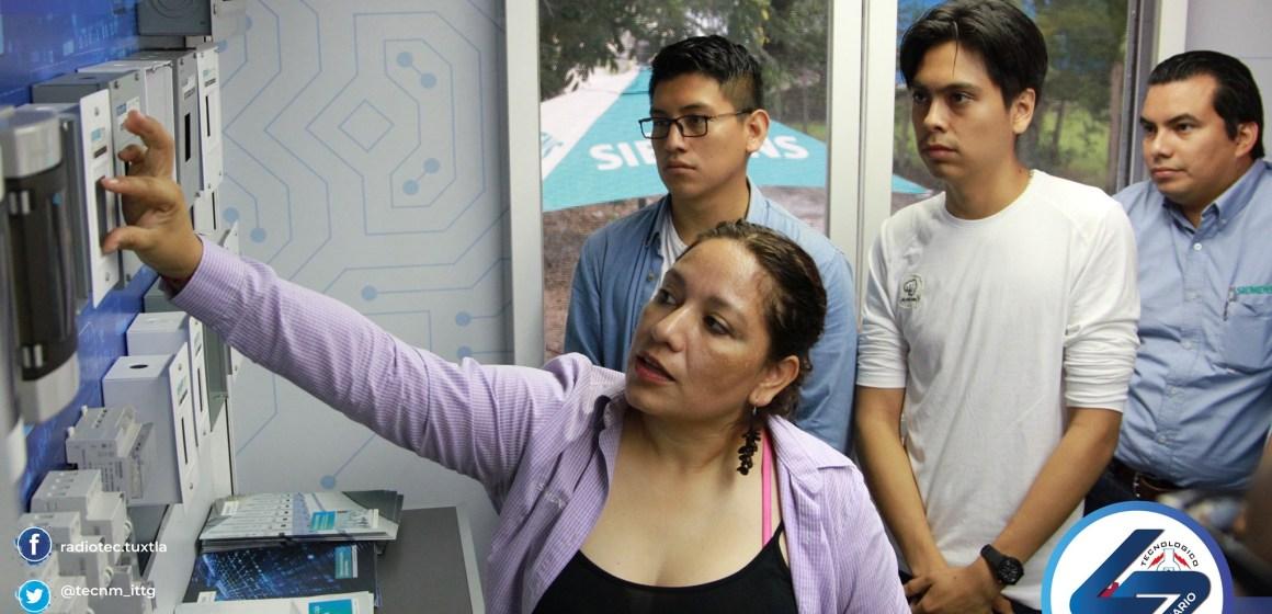 Instituto Tecnológico de Tuxtla Gutiérrez capacita a jóvenes estudiantes en nuevas tecnologías