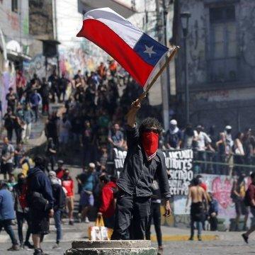 No cesan revueltas en América del Sur