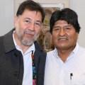 La «coperacha» para Evo Morales por diputados y diputadas podría ser de $159 mil al mes