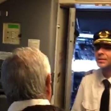 AMLO niega haber ordenado a Aeroméxico 'llamar a cuentas' a piloto que le pidió reconsiderar el NAIM