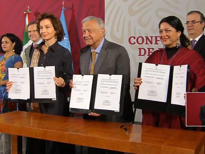 Impulsan México y Unesco preservación de lenguas indígenas