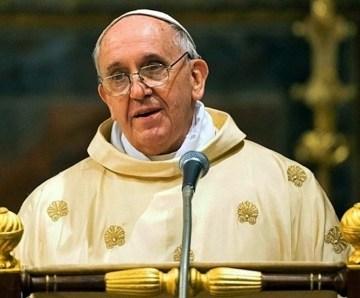 El Papa pide acoger a las personas sin hogar expuestas al coronavirus