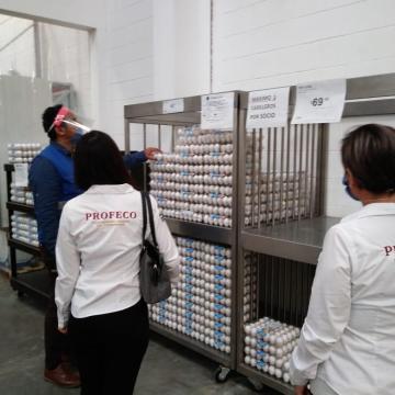 Odeco realiza monitoreo de precios de la canasta básica en 22 municipios