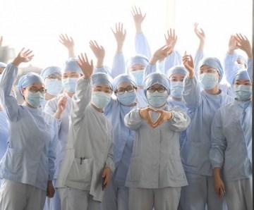 Provincia china de Hubei deja de registrar casos de COVID-19