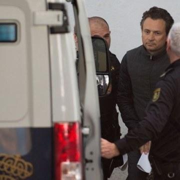 Despues de 14 días Emilio Lozoya salió del hospital la madrugada de este sábado
