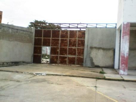 Todos tienen acceso al lugar ya que las puertas fueron robadas