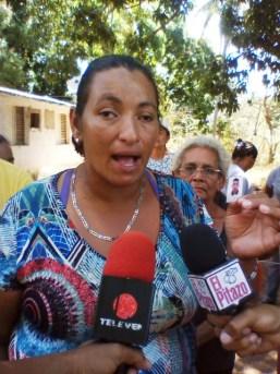 Grasmaida Herrera dijo confiar en el proceso revolucionario para que aparezca su hermano