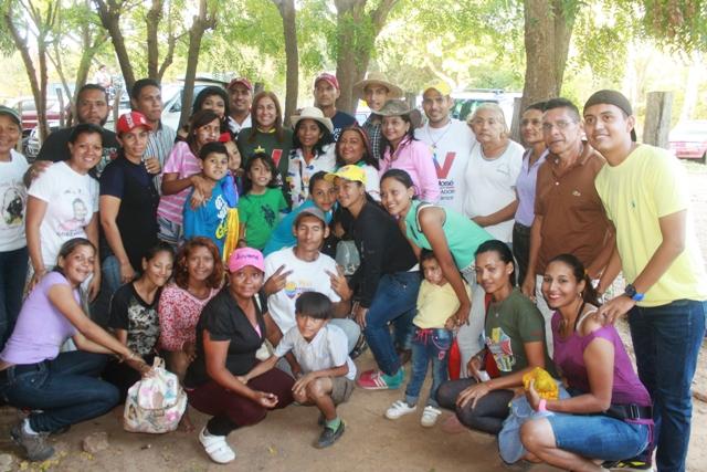 Balnearios fueron concurridos por familias infantinas