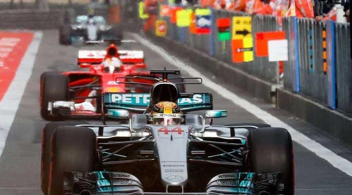 La formula 1 en la temporada 2018 no ha favorecido de gran manera a la escuderia Mercedes y al piloto Hamilton