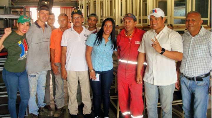 La alianza perfecta para garantizar el triunfo del actual presidente Nicolas Maduro Moros.