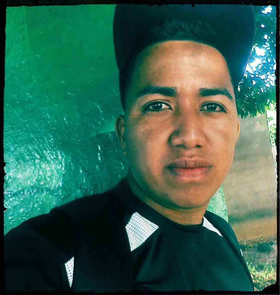Anderson Rafael Tamoy Maita de 24 años, murió en el accidente.
