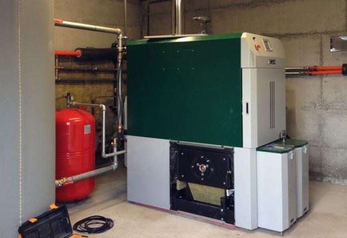 calderas a biomasa