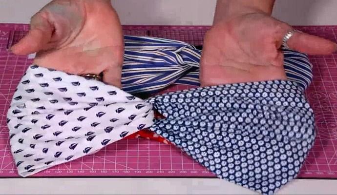 Reciclar para hacer un Turbante Diadema