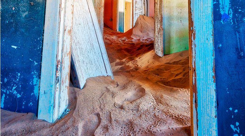 Los grandes diamantes de Kolmanskop
