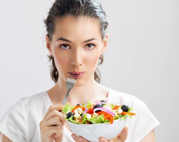 Comer en medidas adecuadas