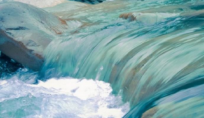 agua, recurso natural mal valorado por nosotros