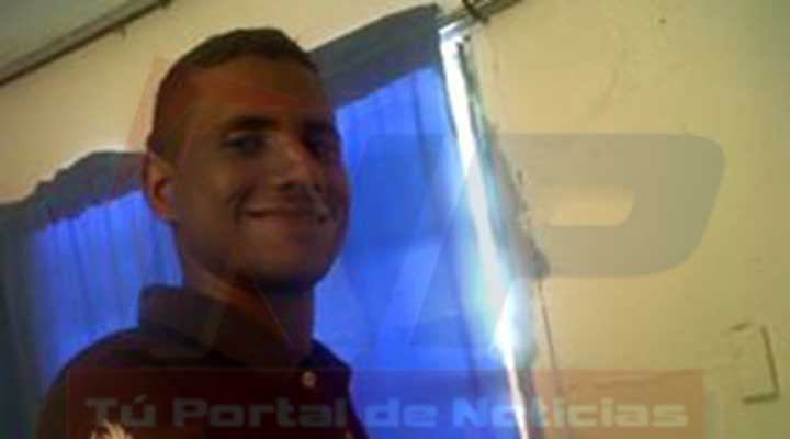 Pedro Rafael Cruz Flores de 25 años fue uno de los asesinados en una finca de Las Mercedes del Llano.