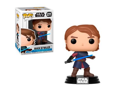 El Funko de Anakin Skywalker, el mayor aprendiz de los jedi.
