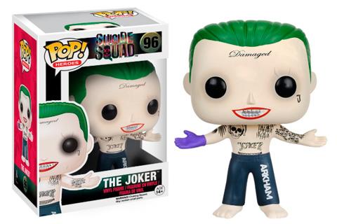 El Funko de Joker