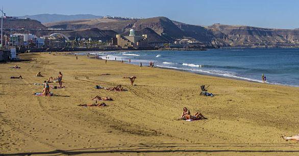 Gran Canarias en el Atlántico