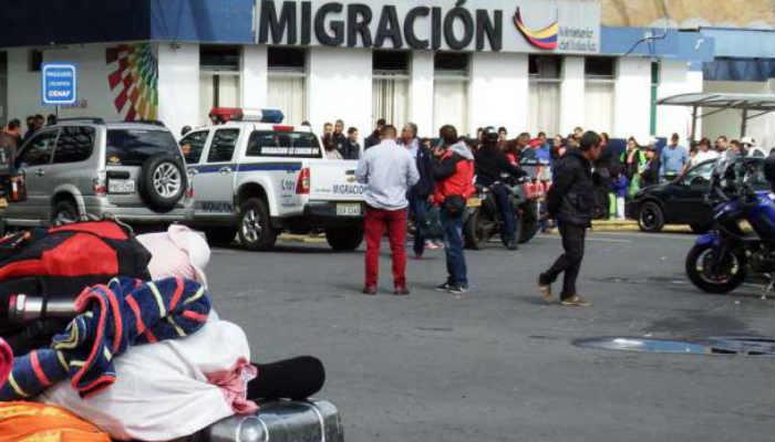 Ya han trasladado a 820 inmigrantes venezolanos a otras ciudades