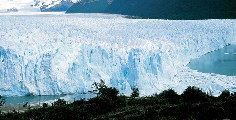 Perito Moreno, el enorme glaciar de Argentina