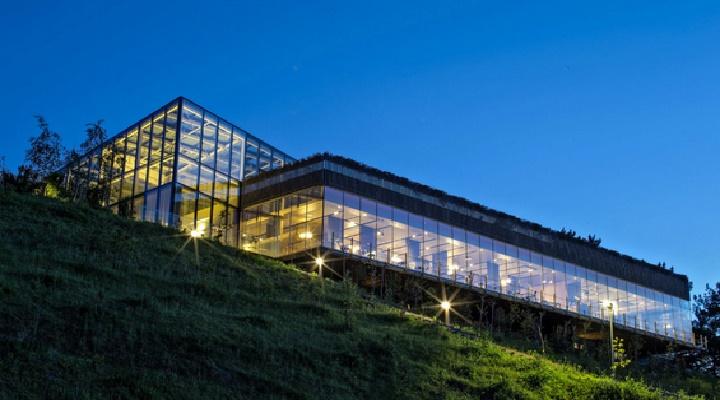 Restaurante totalmente sostenible: Azurmendi