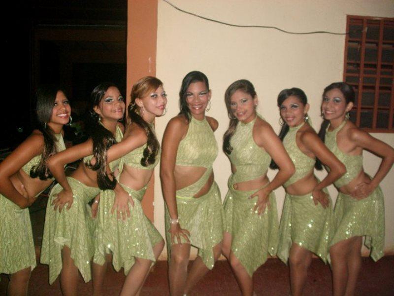Danzas Venezuela Juvenil en Movimiento