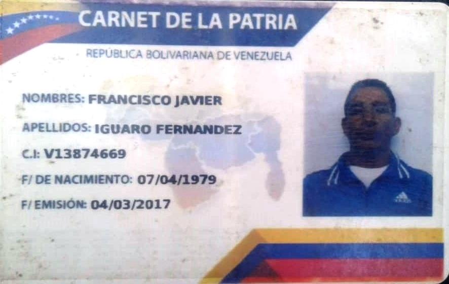 Francisco Javier Iguaro Fernandez.