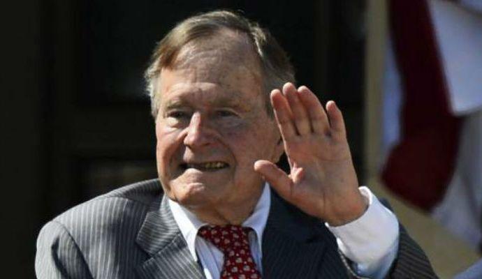 George H.W. Bush falleció a los 94 años