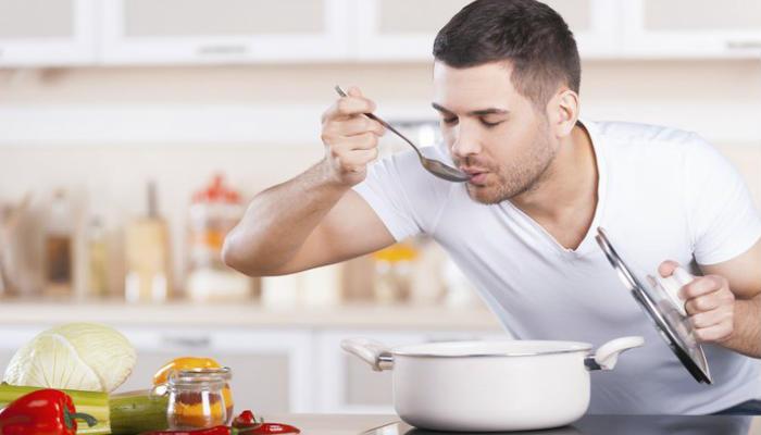 El oler tanto la comida puede llegar alterar el metabolismo
