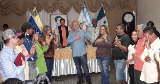 La directiva sera presidida por el Constituyentista y Empresario Leopoldo Matos