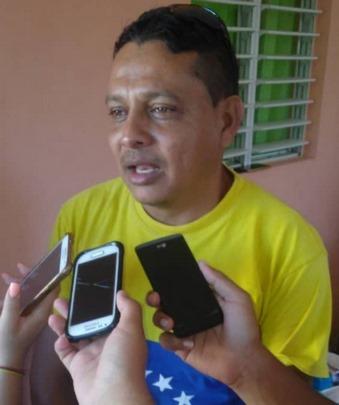 Pastor Liarxis Alcalá, al suministrar la información
