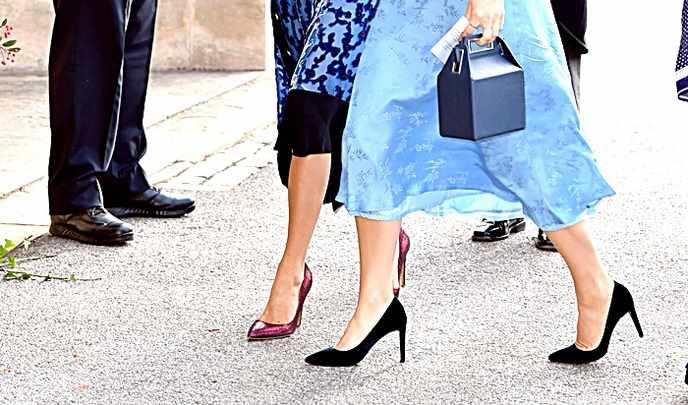 Un vestido y par de salones serán la combinación perfecta