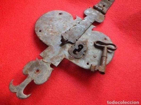 Las Cerraduras antiguas ya mostraban el arte y ciencia del oficio del cerrajero