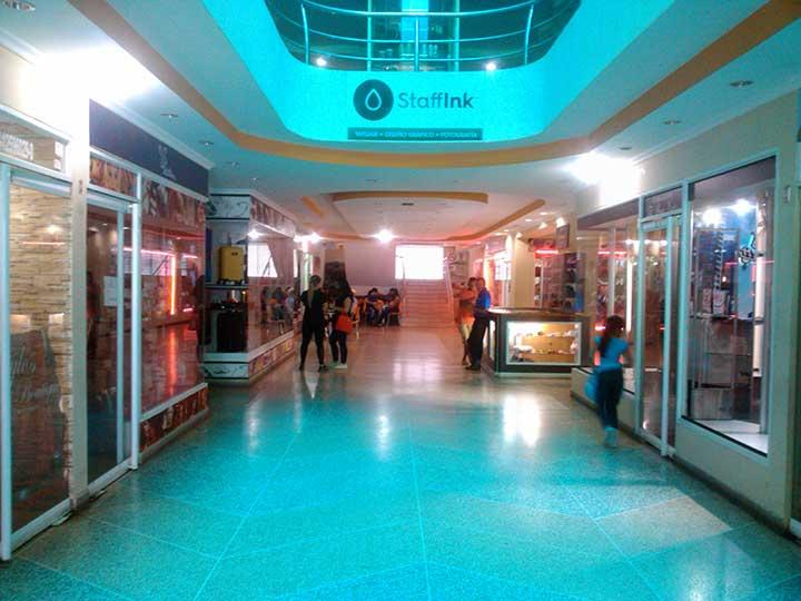 Exigen pago de aseo urbano a centros comerciales y a los locales también por separado.jpg