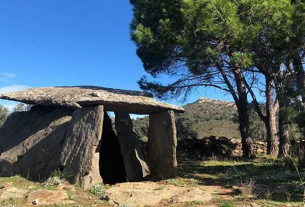 Viajeros del tiempo y el dolmen más impresionante de Europa